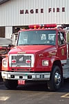 Magee Fire Department