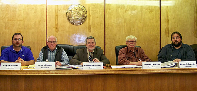 WATCH LIVE AT 6:30 PM: Town of Tyre May Board Meeting (webcast)